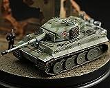 1/72 完成品 ドイツ Ⅵ号戦車 ティーガー I型 戦車 プラモデル 36216(武装親衛隊 第101戦車大隊 1944 ノルマンディー)