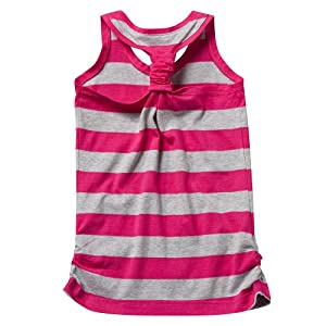 Girls' Paul Frank® for Target® Star Shades Tank Top - Pink