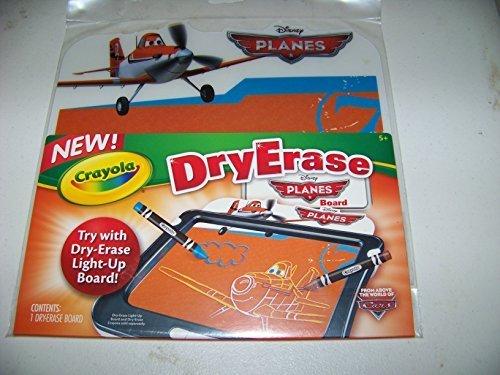 Crayola Dry Erase Disney Planes Board - 1