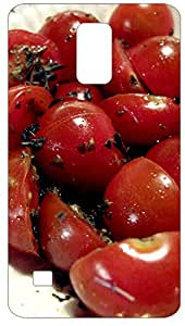Cherry Tomatoes Back Cover Case for Samsung Galaxy S5