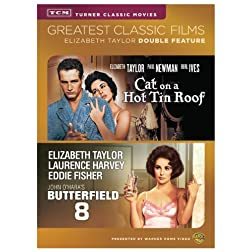Tcm Butterfield 8 / Cat on a Hot Tin Roof