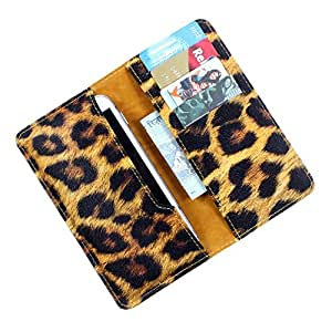 Dooda PU Leather Flip Pouch Case For XOLO A500s Lite