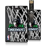 Minnesota Timberwolves Net Design USB 8GB Credit Card Style Flash Drive NBA