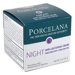 Amazon.com: Porcelana Night Skin Lightening Cream Facial