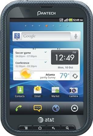 Pantech Pocket, Black (AT&T)