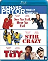 Richard Pryor Triple Feature (3 Discos) [Blu-Ray]<br>$549.00