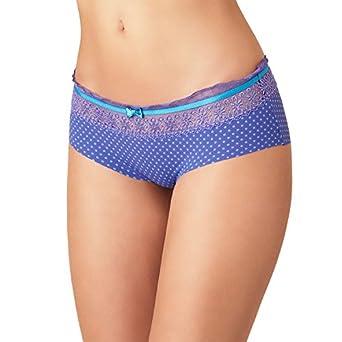 Passionata Damen Hipster Lovely Passio - Shorty, Gr. 36, Blau (Lavendel 64)