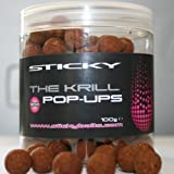 Sticky Baits The Krill Pop-Ups For Carp / Coarse Fishing: 12mm