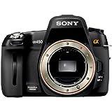 "Sony DSLR-A450 SLR-Digitalkamera (14 Megapixel, EXMOR Sensor, Live-View) nur Geh�usevon ""Sony"""