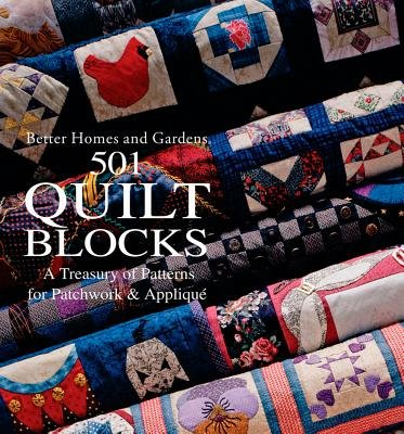 501 Quilt Blocks( A Treasury of Patterns for Patchwork and Applique)[501 QUILT BLOCKS][Paperback]