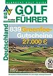 """Golf F�hrer 2015/2016 """"839 Greenfeegu..."""