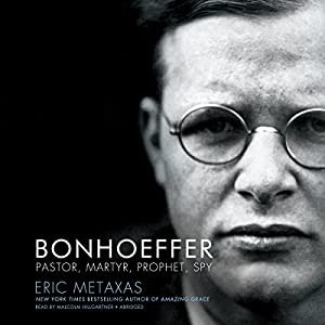 Bonhoeffer Audiobook