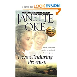 """Love's Enduring Promise"" by Janette Oke :Book Review"