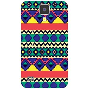 Printland Designer Back Cover for Samsung I9500 Galaxy S4 Case Cover