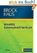 Brockhaus WAHRIG - Synonymwörterbuch