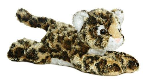"12"" ""Lorrie"" Leopard Flopsie"