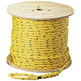 IDEAL 31-840 Pro-Pull Polypropylene Rope with 1/4-Inch Diameter by 600-Feet Long