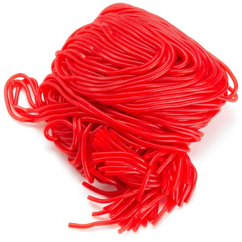 Gustaf's Strawberry Laces, 2-Pound Bags (Pack of 3)