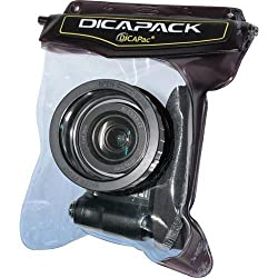DiCAPac WP-H10 Camera Case (Clear)