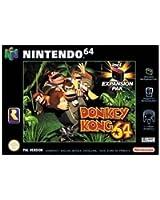 Donkey Kong 64 + Memory Expansion Pack