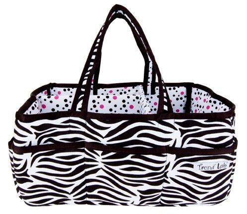 Pink And Black Zebra Baby Bedding