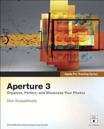 Apple Pro Training Series: Aperture 3