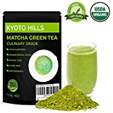 Japanische Matcha Green Tea Powder KYOTO HILLS 113 Gramm für