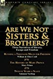 img - for Are We Not Sisters & Brothers?: Three Narratives of Slavery, Escape and Freedom-Running a Thousand Miles for Freedom by William and Ellen Craft, The ... & Twelve Years a Slave by Solomon Northup book / textbook / text book