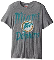 NFL Men's Gameday Triblend Vintage T-Shirt by Junk Food Clothing (Sports Licensed)