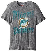 NFL Men's Gameday Triblend Vintage T-Shirt by Junk Food Clothing (Sports Licensed)