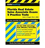 img - for [(CliffsTestPrep Florida Real Estate Sales Associate Exam: 5 Practice Tests )] [Author: John A. Yoegel] [Nov-2006] book / textbook / text book