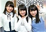 AKB48 公式生写真 Green Flash オフィシャルショップ SHOP 店舗特典 【大和田南那、向井地美音、川本紗矢】