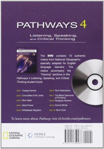 Ng Pathways Lstg Spkg 4 DVD