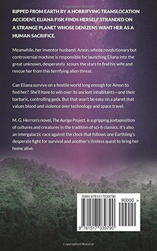 The Auriga Project: Volume 1 (Translocator Trilogy)
