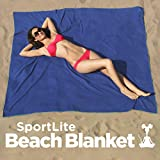 Search : NEW YogaRat 100% Microfiber SportLite Beach Blanket. Many colors available! 76 x 64 inches.