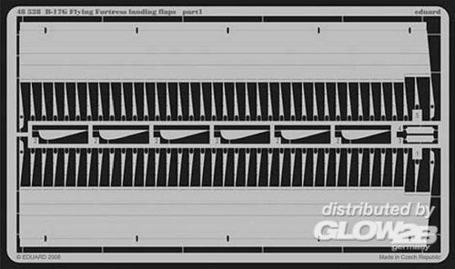 48528 1/48 PH ETCH B-17G L FLP EDU48528
