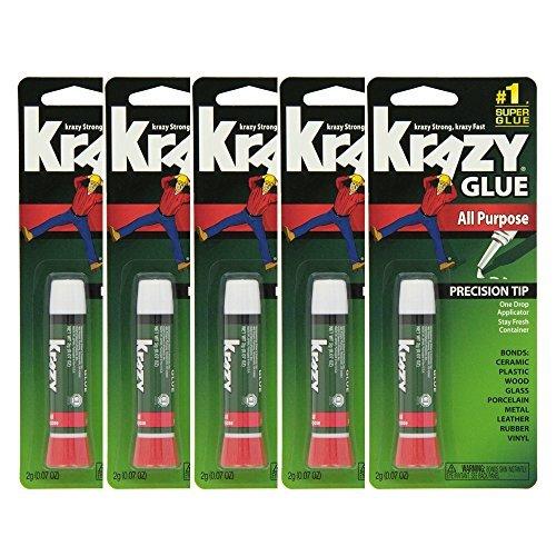 lot-of-5-elmers-krazy-glue-original-crazy-super-glue-all-purpose-instant-repair-by-alltopbargains
