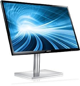 Samsung S27C750P 68,6 cm (27 Zoll) LED-Monitor (VGA, HDMI, 5ms Reaktionszeit) schwarz glänzend