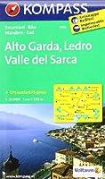 Alto Garda - Ledro - Valle del Sarca 1 : 25 000: Wandern / Rad. GPS-genau