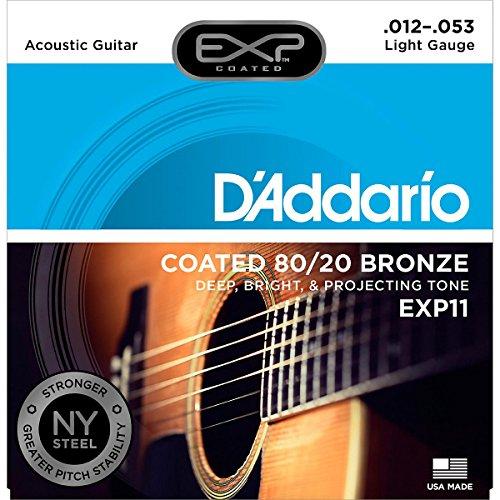 daddario-cordes-pour-guitare-acoustique-avec-revetement-daddario-exp11-80-20-light-12-53