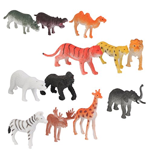 lot-de-12pcs-figurine-animal-sauvage-en-plastique-modele-jouet-multi-couleur