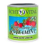 100 % reines Acerola Kirsche Pulver - ECHT VITAL VITAMIN