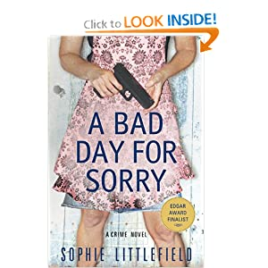 A Bad Day for Sorry - Sophie Littlefield
