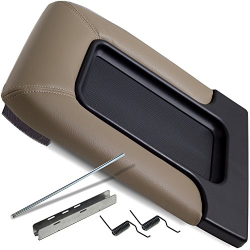 Center Console Lid Kit 19127366 For 99-07 GM, Chevrolet - Fits OEM Genuine Factory Aftermarket Replacement Part (Dash Kits For 2000 Yukon Denali compare prices)