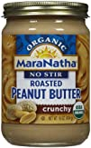MaraNatha Organic Crunchy Peanut Butt…