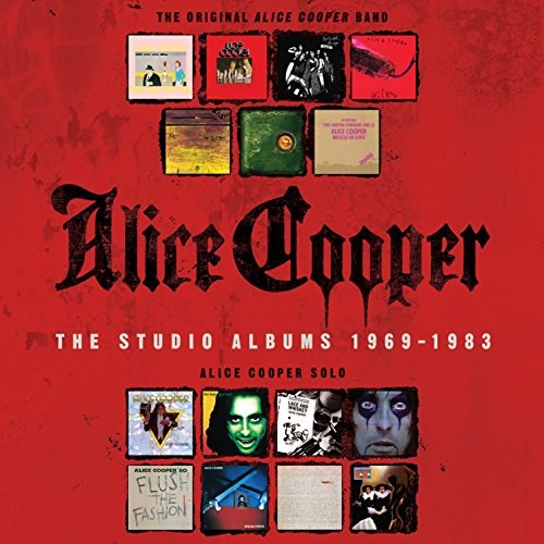 Alice Cooper - The Studio Albums 1969-1983 (Cab)(15 Cd) - Zortam Music