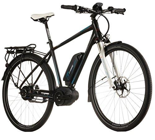 Ghost-Bikes Andasol 9 Man Trekking E-Bike blk/wht/cyn/org RH M