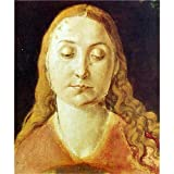 Art Panel - Head Of Mary [1] By Durer
