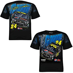 Jeff Gordon Chase Authentics Pepsi Max Total Print Tee - 2014 by Motorsport Authentics