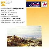 Sinfonie 3 und 4 / Hebriden-Ouvert�re